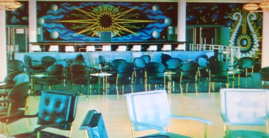 Escal' Atlantic-Fumoir 1ère classe et salon-tapisserie d'Orphée ©CuriousCat-DSC08248-min